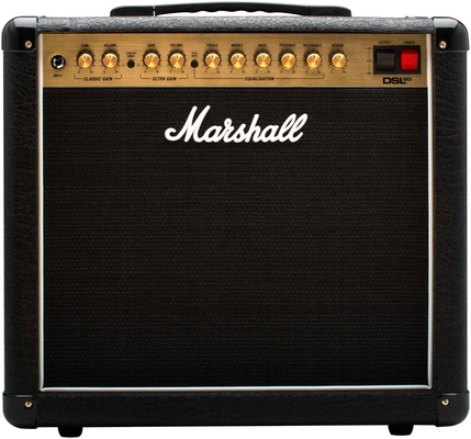 Marshall DSL20 Combo 1×12»