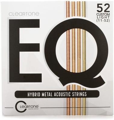 Cleartone 7811 Strings Acoustic EQ Custom Light