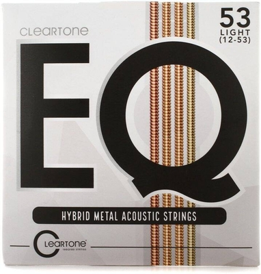 Cleartone 7812 Strings Acoustic EQ Light