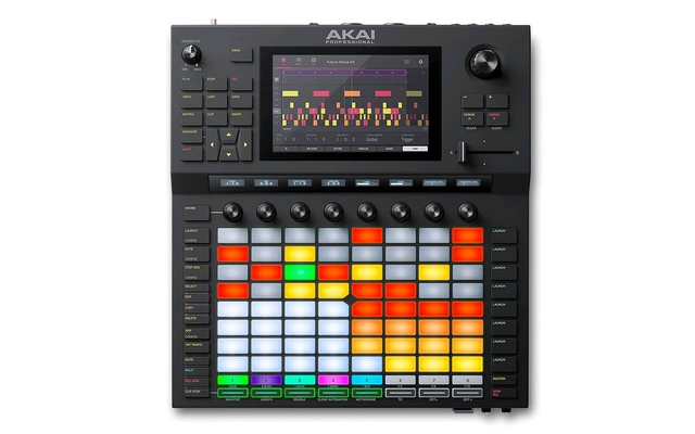 Akai FORCE Standalone Production Performance System