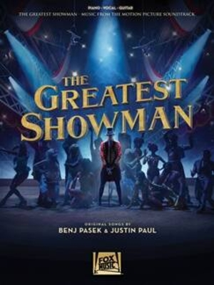 Piano/Vocal/Guitar Songbook / The Greatest Showman Music from the Motion Picture Soundtrack Benj Pasek_Justin Paul  Piano, Vocal and Guitar Buch TV, Film, Musical und Show HL00250373 / Benj Pasek / Hal Leonard