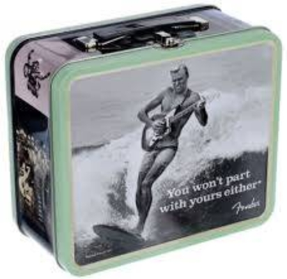 Fender  Collectibles – Factory Fender Lunchbox
