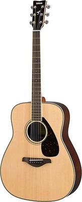 Yamaha Guitars FG830 Natural