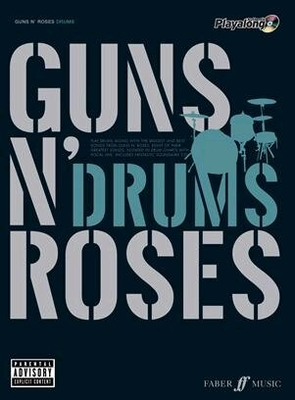 Authentic Playalong Drums   Guns N' Roses   Drum Set /  / Faber Music