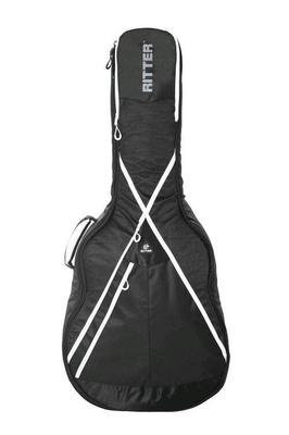 Ritter Performance8 Acoustic Bass Black-White
