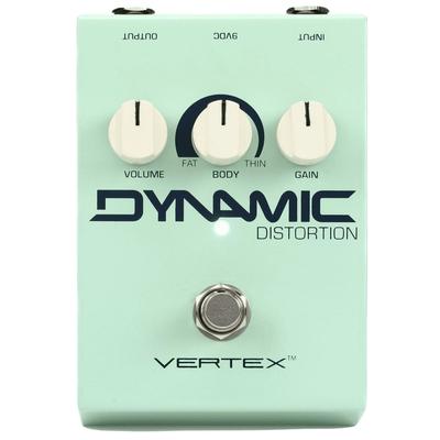 Vertex Dynamic Distortion V2