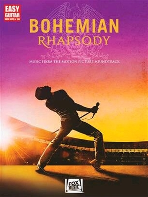 Bohemian RhapsodyMusic from the Motion Picture Soundtrack / Queen / Hal Leonard