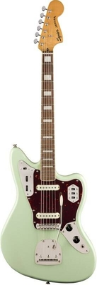 Squier Classic Vibe70s Jaguar Laurel Fingerboard Surf Green