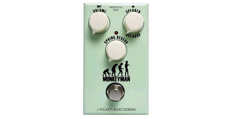 J. Rockett Audio Design Monkeyman – Tweed / Verb