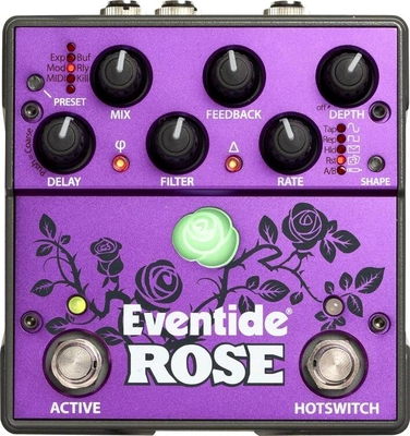 Eventide Rose Delay Effects Processor