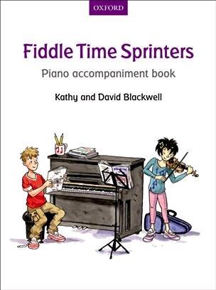 Fiddle Time Sprinters Piano Accompaniment   Blackwell   Oxford University Press Piano Accompaniment Buch String Time / Blackwell / Oxford University : photo 1