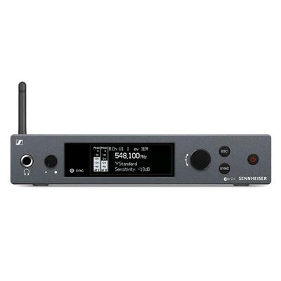 Sennheiser SR IEM G4-A émetteur stéréo pour retour de scène A (516 – 558 MHz)
