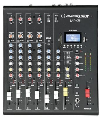 Audiophony MPX8
