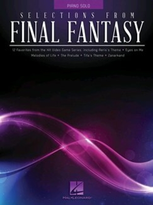 Selections from Final Fantasy     Hal Leonard Klavier Buch Piano Solo Vocal Selections /  / Hal Leonard