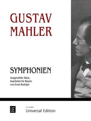 Symphonien Ausgewählte Sätze Gustav Mahler / Gustav Mahler / Universal Edition
