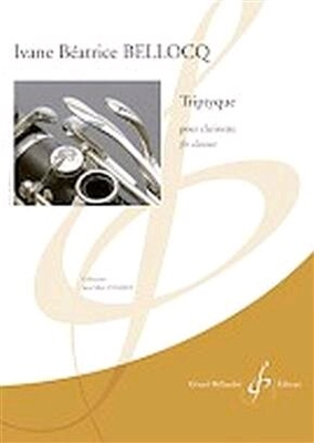 Triptyque / Ivane Beatrice Bellocq / Billaudot