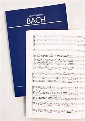 Wer mich liebet der wird mein Wort halten BWV 74Kantate zum 1. Pfingsttag / Johann Sebastian Bach Reinhold Kubik / Carus