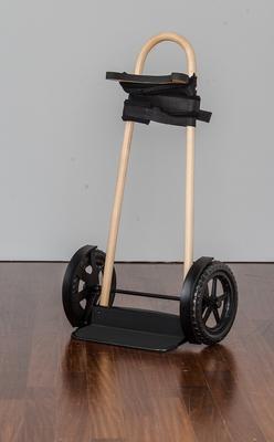 Salvi Chariot de transport pour harpes avec 2 roues