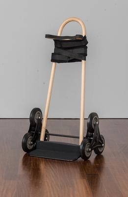 Salvi Chariot de transport pour harpes avec 6 roues
