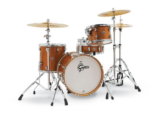 Gretsch Drums Catalina Club Bronze Sparkle