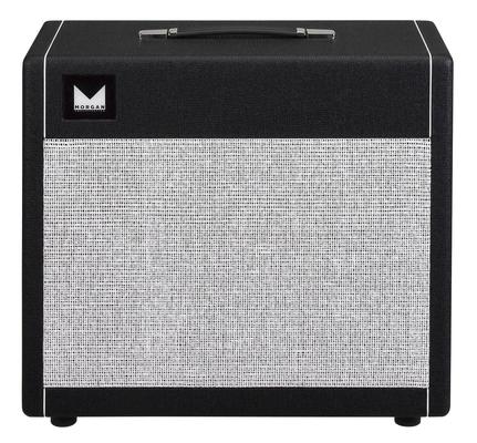 Morgan Amps 1 x 12 Cabinet Black Finish