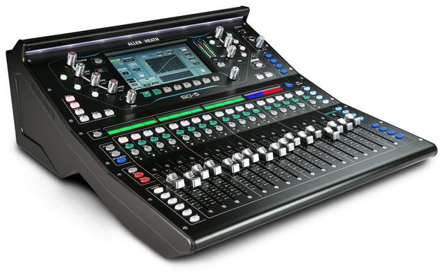 Allen & Heath SQ-5 – Table de mixage digitale