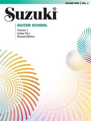 Suzuki Guitar School Guitar Part, Vol. 1 (Revised) / Suzuki Sinichi / Alfred Publishing