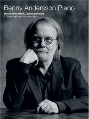 Benny Andersson Piano Music from ABBA, Chess and more – 21 Transcriptions / Benny Andersson / Wise Publications