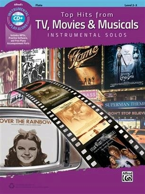 Top Hits from TV, Movies & Musicals /  / Alfred Publishing