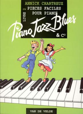 Piano Jazz Blues and Co vol. 2 / Chartreux Annick / Van de Velde