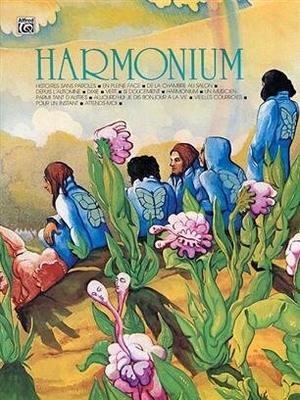 Harmonium  Harmonium   Alfred Music Publications Piano, Vocal and Guitar Buch /  / Alfred Publishing