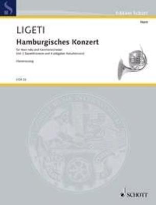 Hamburg Concerto / Gyorgy Ligeti / Schott