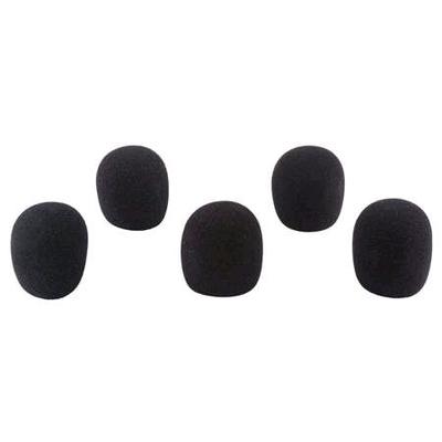 HILEC WINDSCREEN BLACK (5 pcs) – Set 5 bonnettes
