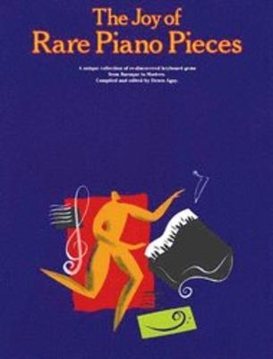 The Joy of Rare Piano PiecesPiano Solo / Denes Agay / Yorktown Music Press