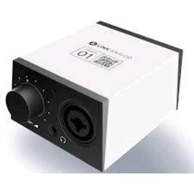 Bandlab Link Analog Recording Interface