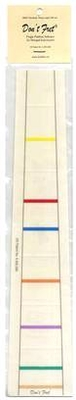 Finger Position Indicator 3/4 Cello /  / Don't Fret