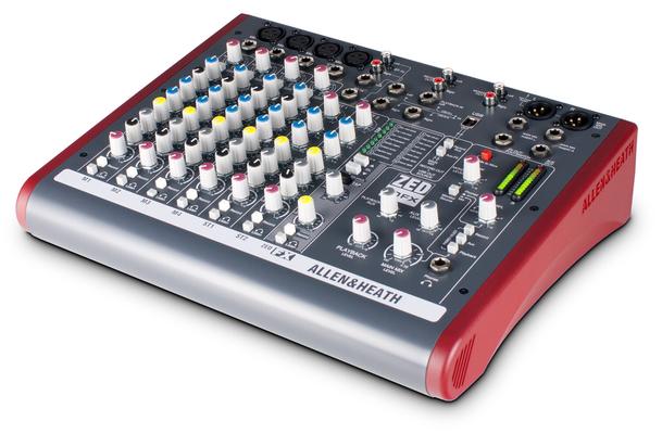 Allen & Heath ZED-10FX – Table de mixage analogique avec effets