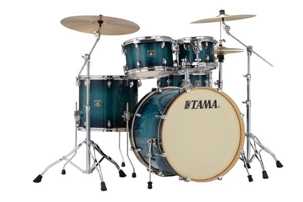 Tama CL52KRS-BAB Superstar Classic 22/10/12/16/14 Blue Lacquer Burst