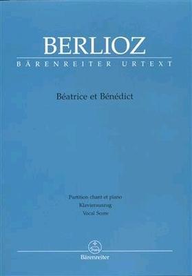 Beatrice et Benedict Hol. 138 / Hector Berlioz / Bärenreiter