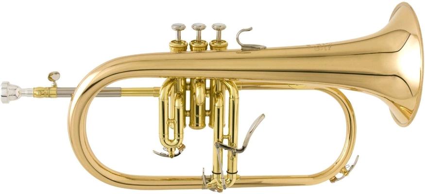 Yamaha YFH-8315GLacqué doré en Sib