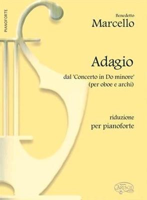 Adagio  Benedetto Marcello / Benedetto Marcello / Carisch