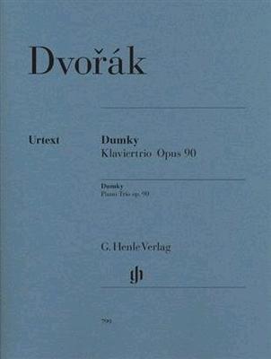 Dumky Piano Trio Op.90  Antonn Dvok   G. Henle Verlag Violine, Cello und Klavier Buch / Antonn Dvok / Henle
