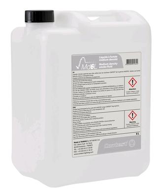 Contest MD6L – Bidon 6L de liquide à fumée moyenne densité CONTEST