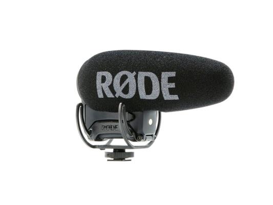 Rode VideoMic Pro+ – Micro à condensateur pour caméras vidéo ou APN