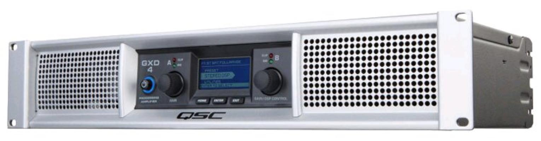 QSC GXD4  2x600W DSP Amplificateur