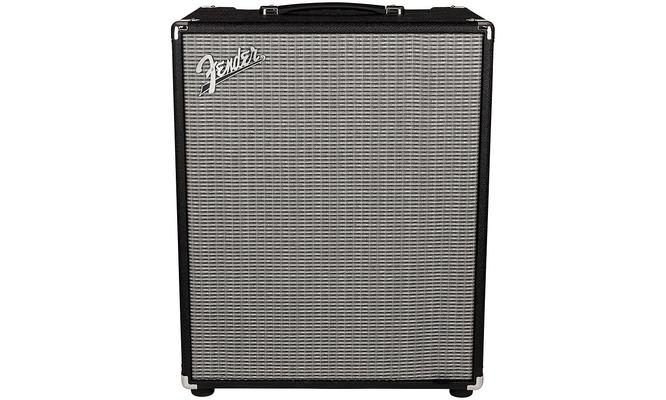 Fender Rumble Series 200 (V3) Black/Silver