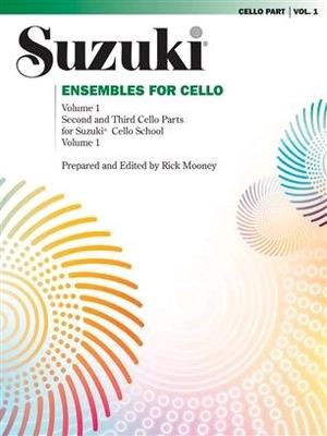Ensembles For Cello 1  Rick Mooney   Alfred Music Publications Cello Buch Suzuki Method International / Rick Mooney / Alfred Publishing