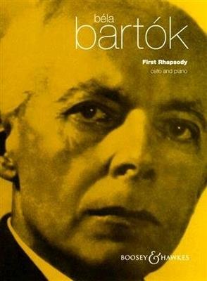 Rhapsodie Nr. 1Volkstänze  / Béla Bartk / Boosey and Hawkes