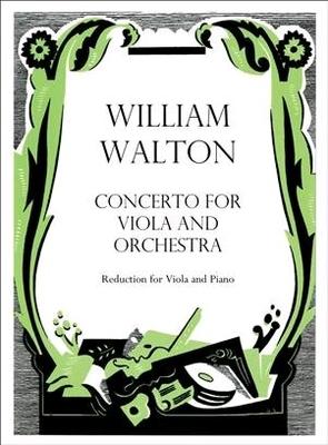 Viola ConcertoReduction for viola and piano / William Walton / Oxford University