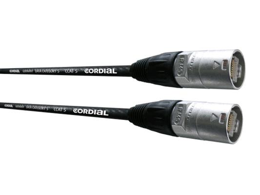 Cordial CSE 1 NN 5 câble CAT5e 1m